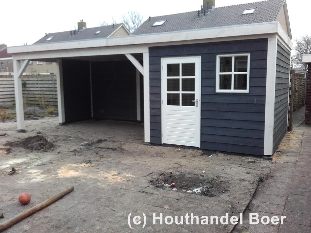 Garage Boer Diever : Projecten houthandel boer