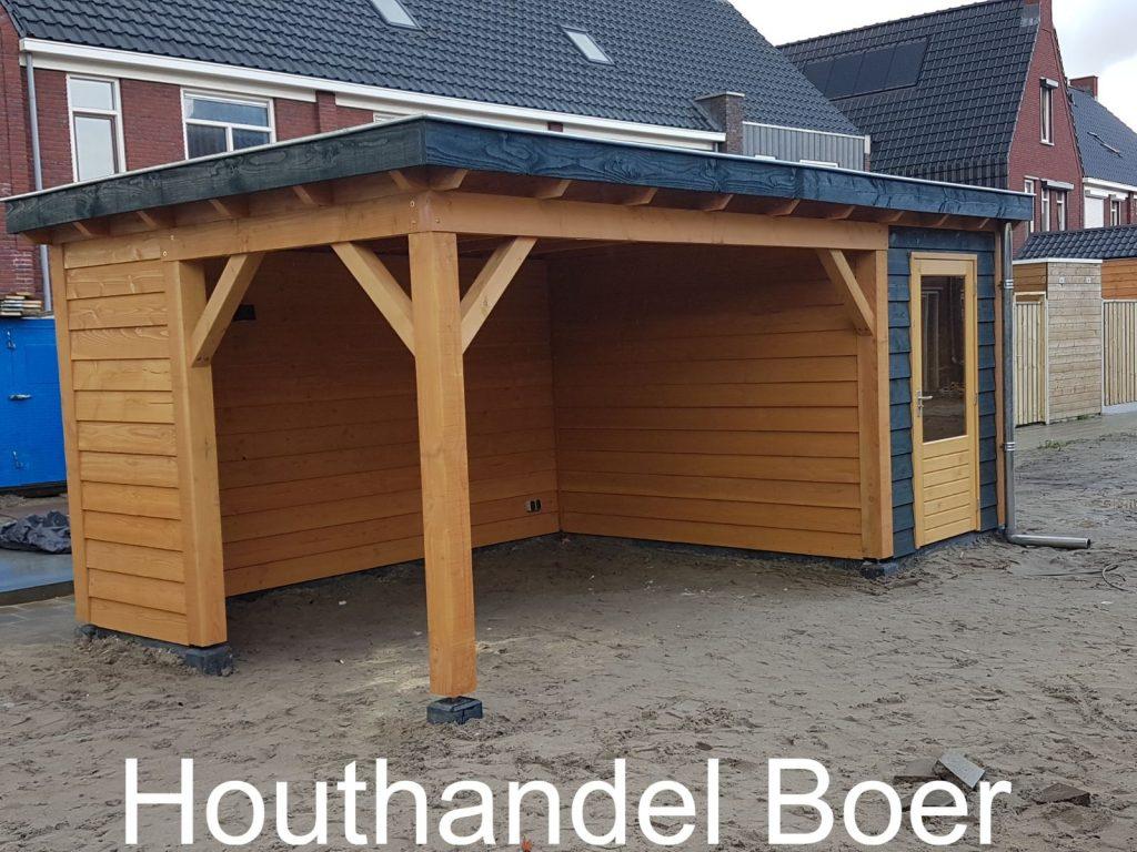Garage Boer Diever : Maatwerk tuinhuizen en veranda s houthandel boer